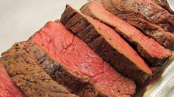 roast beef (ilustrasi)