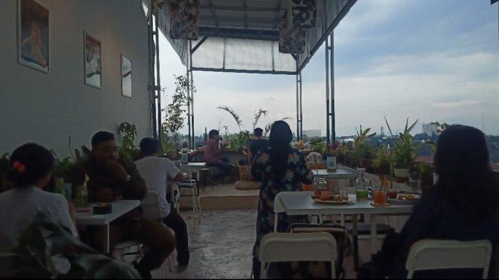 Ruv Bistro di Jalan Bukit Jarian No.24,