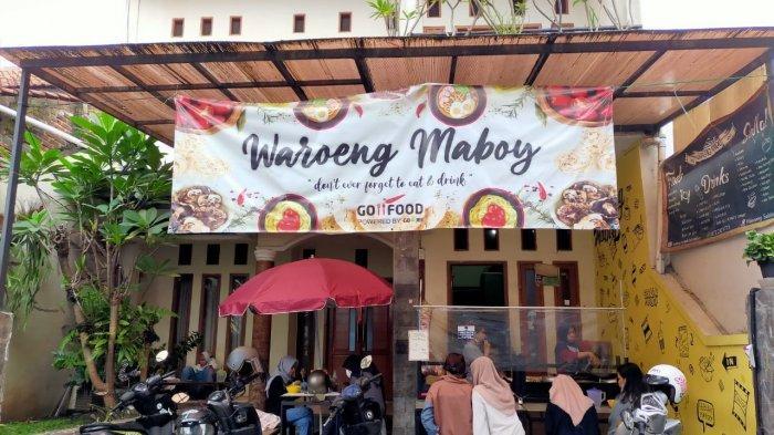 Warung Seblak Maboy