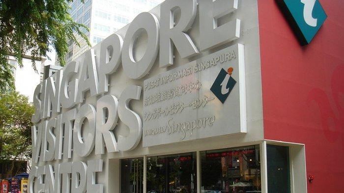 Pusat Informasi Singapura di Orchard Road