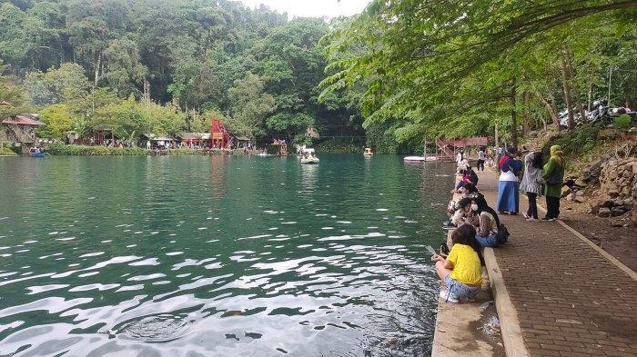 Situ Cipanten di Desa Gunung Kuning, Kecamatan Sindang, Kabupaten Majalengka