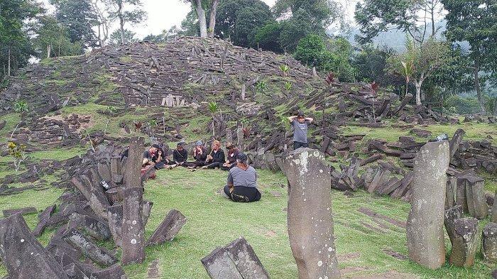 Kunjungan Turis ke Situs Gunung Padang Turun, Tapi Malah Nyaman untuk Menyepi, Menikmati Alam