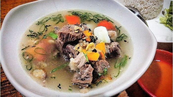 Cuaca Dingin Paling Enak Menikmati Sup Iga Sapi, Ini Resep Membuatnya, Dijamin Lezat
