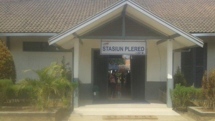 Stasiun Plered Kabupaten Purwakarta