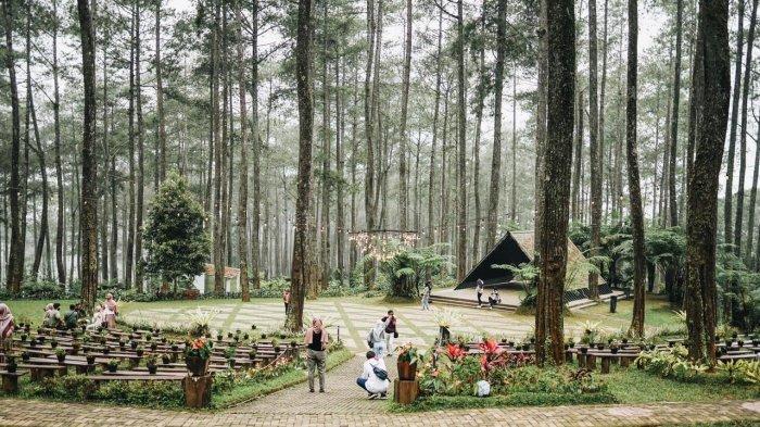 Wisata Aman untuk Pengunjung dan Lingkungan Ala Orchid Forest Cikole