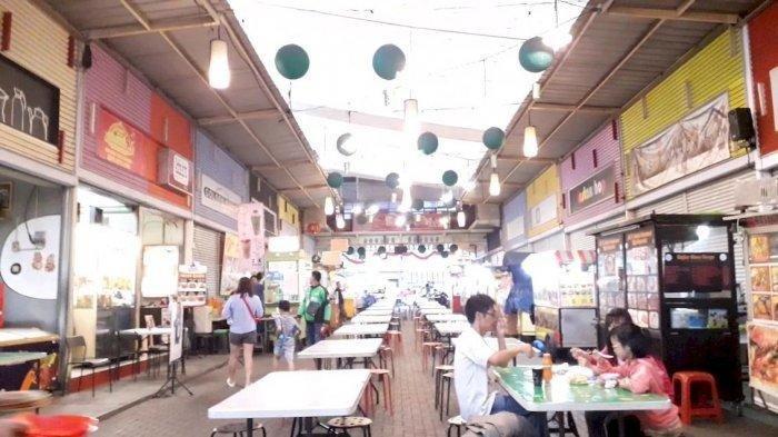 Sudirman Street Food Bandung