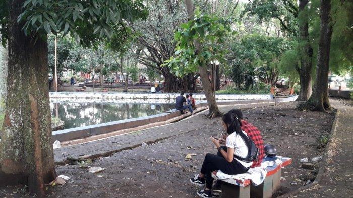 Taman Kartini di Jalan Baros Nomor 6, Kota Cimahi