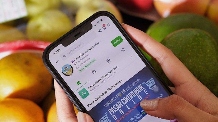 Belanja di Pasar Cikurubuk Tasikmalaya atau Sabilulungan Cicalengka Bisa Via Online dengan Tokopedia