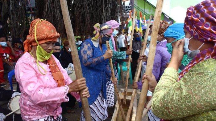 Peresmian Desa Karedok di Kecamatan Jatigede, Kabupaten Sumedang sebagai Desa Wisata, Kamis (8/4/2021)
