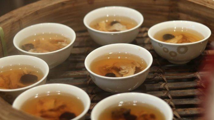 Herbal soup Yum Cha Festival di The Restaurant, Trans Studio Mal, Bandung