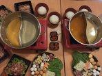 Suki & Grill Paling Enak Disantap Saat Cuaca Dingin, di Kedai Ala Jepang Ini Banyak Pilihan Kuah