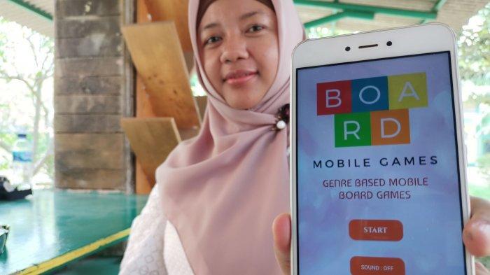 Ana Rodiana Bikin Aplikasi Si Belmi, Kemampuan Bahasa Inggris Siswa-siswi SMPN Sindang Meningkat