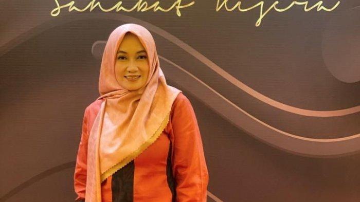 Ardhina Dwiyanti, pemilik Kisera, perancang hijab 4 in 1