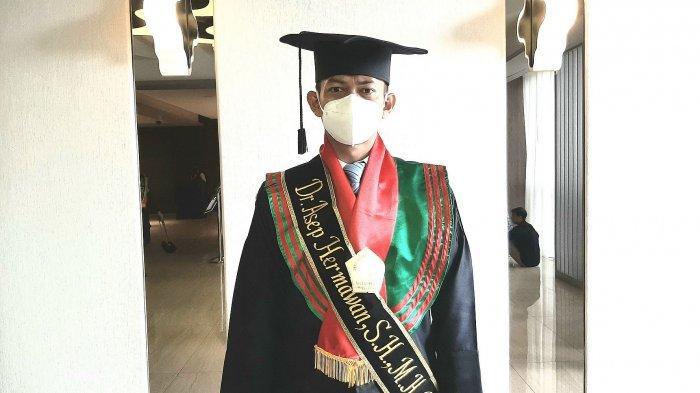 Dr Asep Hermawan SH MH.Not