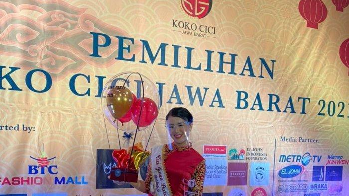 Berlian Maulany terpilih sebagai Cici Berbakat Jawa Barat 2021