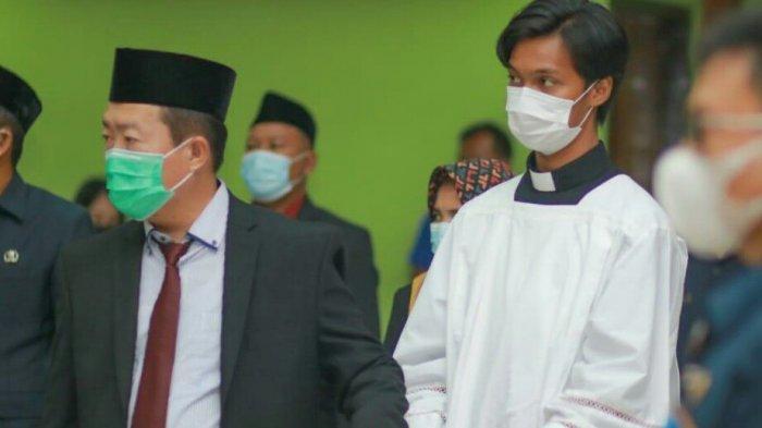 dr Maxi dilantik sebagai Kepala Dinas Kesehatan Kabupaten Subang, di Aula Kantor Bupati Subang, Jumat (29/1/2021).