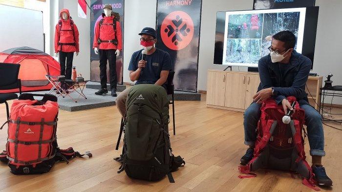 Rony Lukito Dirikan Eiger Saat Lulus STM di Usia 17 Tahun, Kini Punya 250 Toko di Indonesia