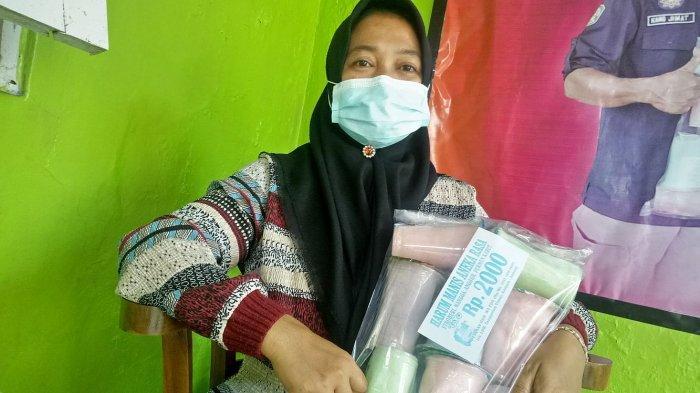 Menjadi Korban PHK Saat Pandemi, Omzet Maryamah Jualan Harum Manis Kini Rp 18 Juta Per Minggu