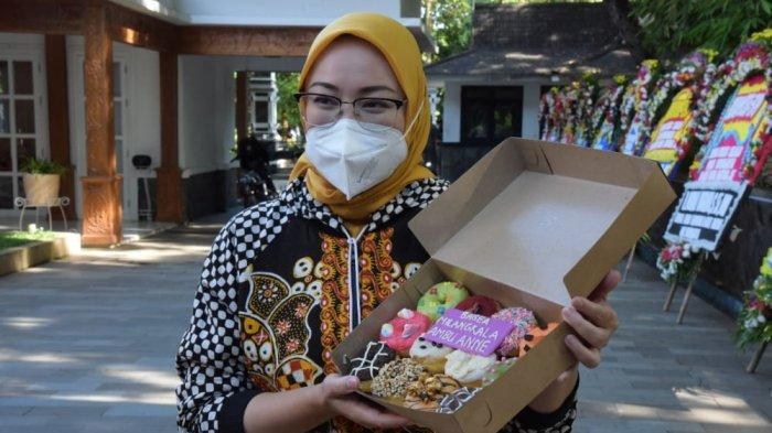 Bupati Purwakarta, Hj Anne Ratna Mustika ulangtahun ke-39, Kamis (28/1/2021)