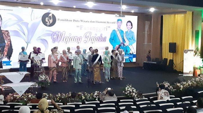 Malam pemilihan Mojang Jajaka Purwakarta 2021, Rabu (24/3/2021)