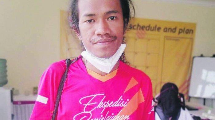 Muhammad Mahiir Abdullah pesepeda keluiling Nusantara