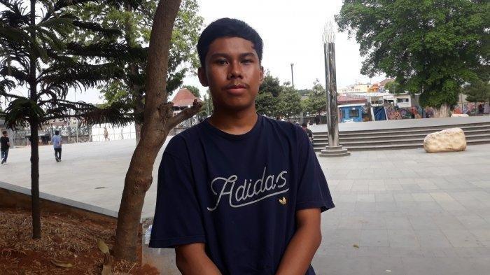 Siswa SMA di Jakarta Bersuara Mirip Jokowi, Hanya Iseng, Kini Viral dan Dipanggil Pak De