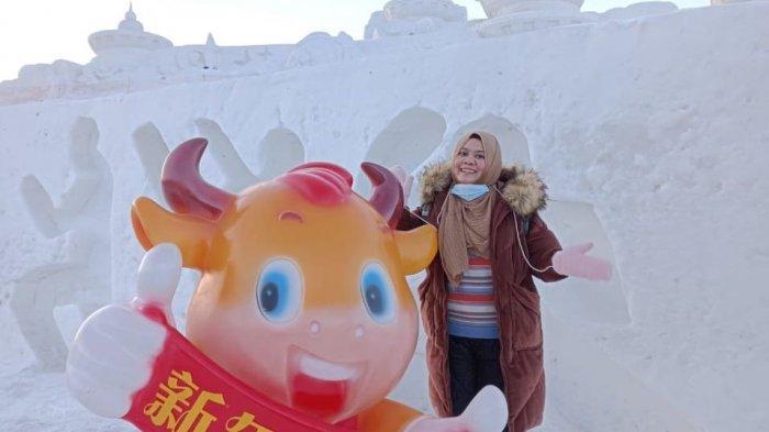 Anak Pasangan Buruh Tani di Indramayu Ini Raih Beasiswa Kuliah di Cina, Kisahnya Memotivasi