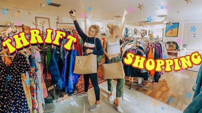 Jualan Pakaian Bekas Layak Pakai, Emon Mampu raih Omzet Rp 50 Juta Per Bulan