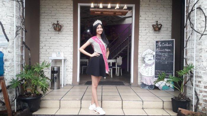 Vania  Alodia Gusni Puteri Remaja Provinsi Jawa Barat 2020