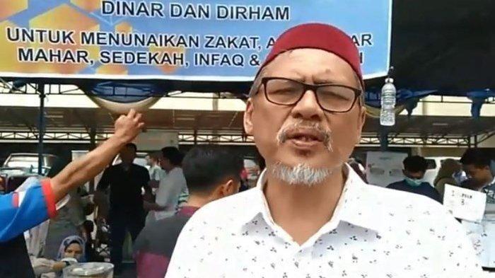 Zaim Saidi Sebut Banyak yang Tidak Paham Dirham dan Dinar, Ini Sosok Pendiri Wakala Nusantara