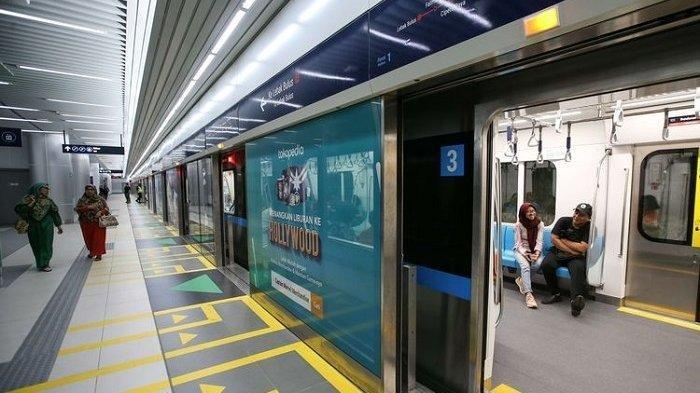 Pertama Kali Naik MRT Jakarta, Simak Cara Beli Tiket, Tarif, dan Rute Lengkapnya