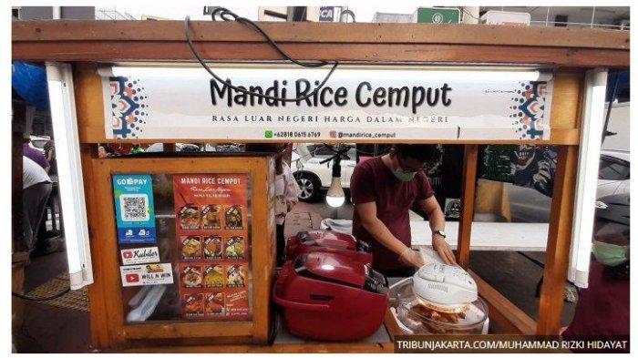 Mau Coba Kuliner Khas Timur Tengah Harga Terjangkau? Yuk Cicipi Nasi Mandi Cemput di Cempaka Putih