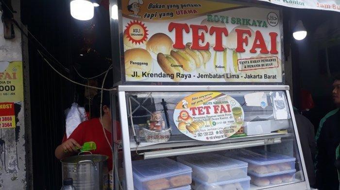 Nikmatnya Roti Srikaya Khas Singkawang di Jakarta Barat: Manis dan Legit serta Lembut di Mulut