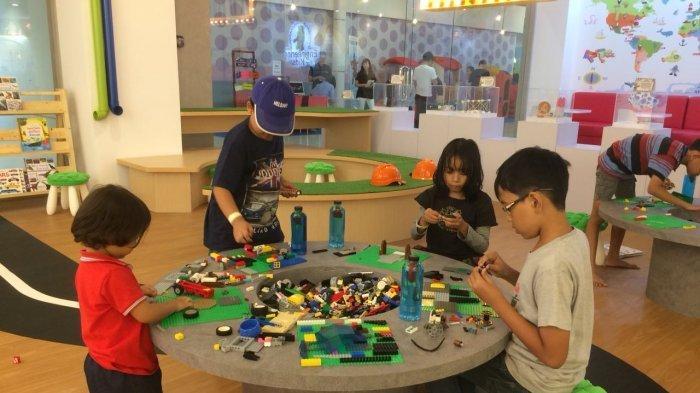 Moms Kudu Tahu Nih 4 Tempat Penitipan Anak di Jakarta Barat
