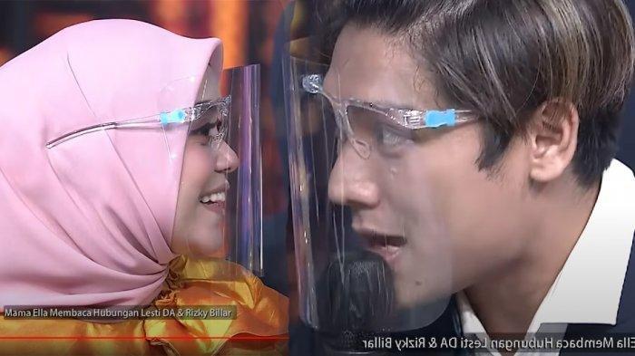 Afdhal Yusman Gelagapan Ditanya Hubungan Lesty Kejora & Rizky Billar di Belakang Kamera: Takut Salah