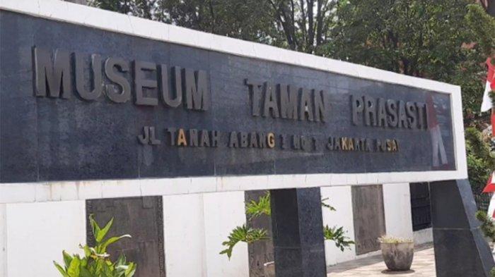 Museum Taman Prasasti di Jakarta Pusat