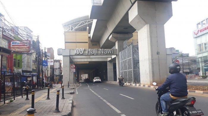 Mengenal Nama Jalan Haji Nawi Raya