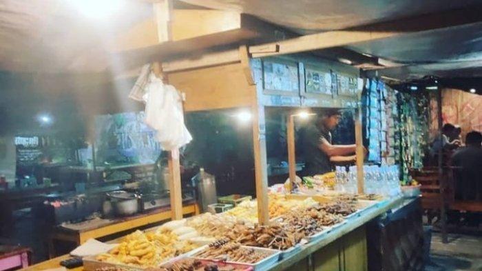 Tempat Makan di Kota Jambi, Angringan MJ, Pondok Klasik Tawarkan Menu Seafood