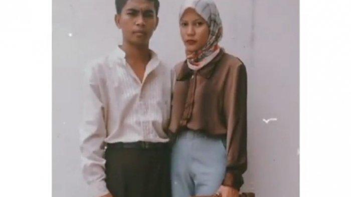 Viral di TikTok, Perempuan Asal Kota Jambi Tampil Gaya Vintage Era 90-an di TikTok, Mau Coba