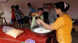 Kelenteng Hok kheng Tong Sediakan Pojok Makanan Halal
