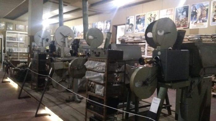 Museum Bioskop Jambi Tutup Sementara Karena Corona
