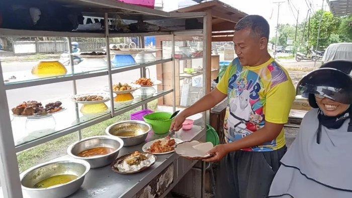 Rumah Makan Segalo Murah, Tempat Makan di Kota Jambi, Datang Jam Segini Biar Kebagian