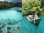 7 Danau Berwarna Biru di Indonesia, Ada Danau Kaco hingga Labuhan Cermin