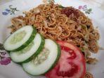 Anda Pecinta Kuliner, Mari Nikmati Lezatnya Mie Goreng Nusantara Khas Kedai Teras