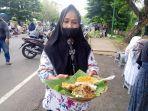 Anda Kangen Makanan Khas Jawa, Mampir Aja Ke Ratune Sego Pecel Depan GOR Kotabaru Jambi