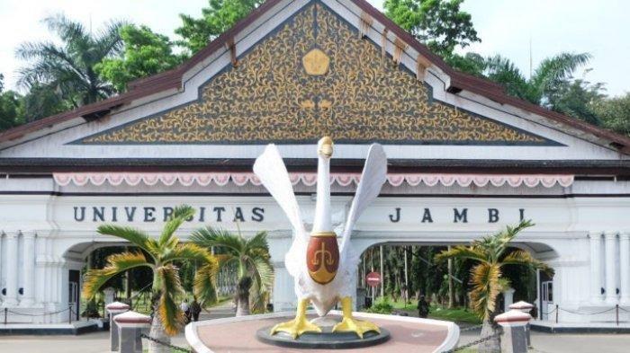 Ini Sebaran Kampus Universitas Jambi, dari Lokasi hingga Daftar Fakultasnya