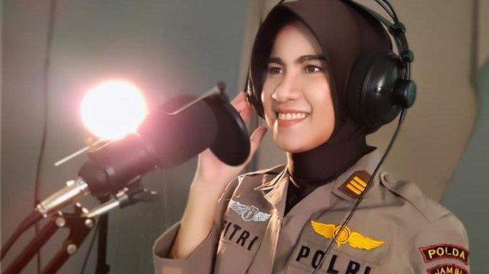 Kata Perwira Cantik Tentang Peran Dokter Hewan di Kepolisian, Bukan Cuma Merawat K9 Saja