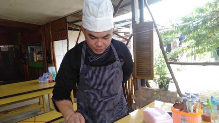 Cerita Chef Ikhwan, Kembali Ke Jambi Setelah 13 Tahun Merantau Dari Negeri Jiran