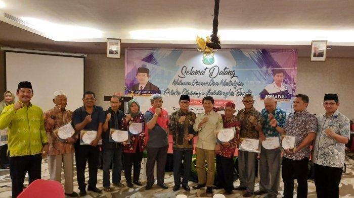 Daftar Delapan Orang Pegiat Bulu Tangkis di Jambi Dapat Penghargaan dari Gubernur