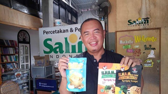 Berawal Dari Rental Komputer, Kini Salim Media Indonesia Rajai Penerbitan Buku di Jambi